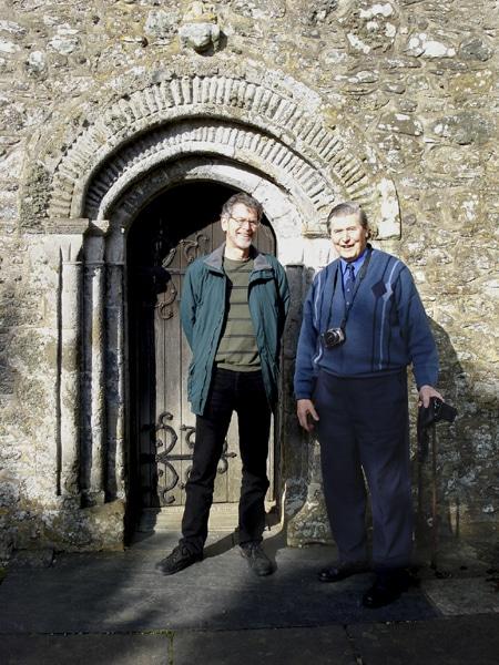 Chris Boothe and Derek Carter