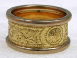Example of ring with similar profile