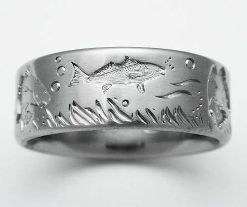 The Shocking Revelation of Mens Fishing Wedding Rings