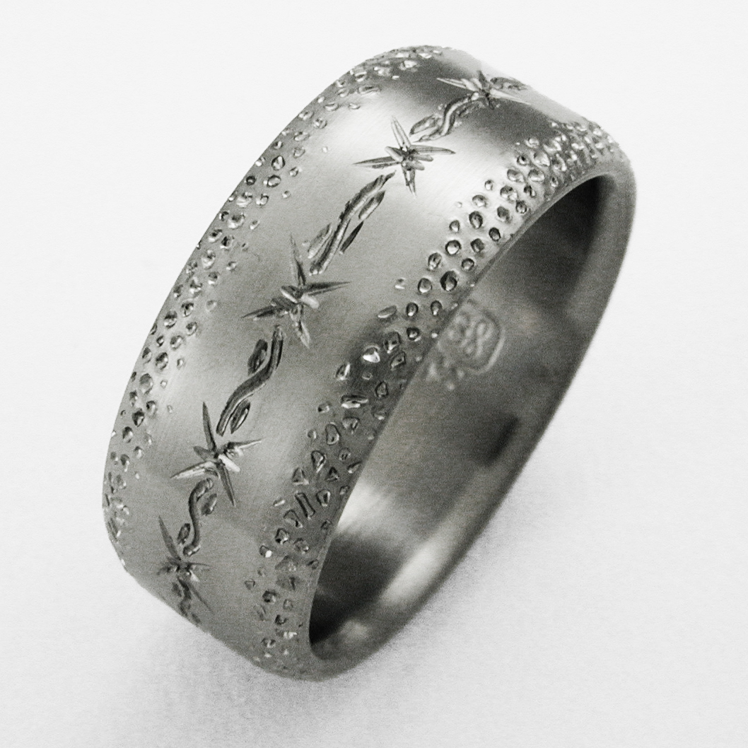 titanium rings product bands flat band ring camo wedding original