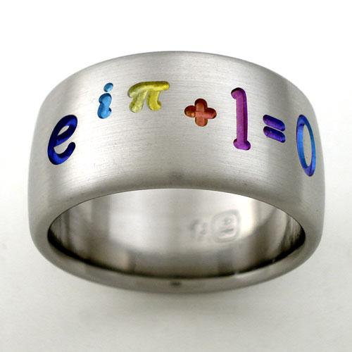 Custom titanium rings with your design Titanium Wedding Rings