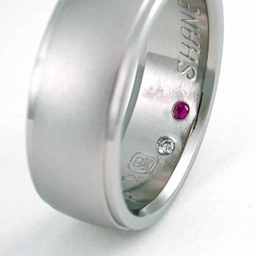 Hidden Gems In Titanium Titanium Wedding Rings